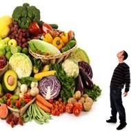 lots vegetables